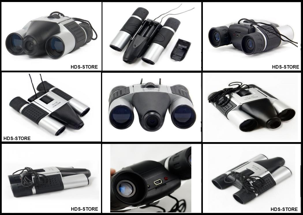 jumelles camera espion micro sd hc kingston 32 go zoom x10 vid o photo ebay. Black Bedroom Furniture Sets. Home Design Ideas